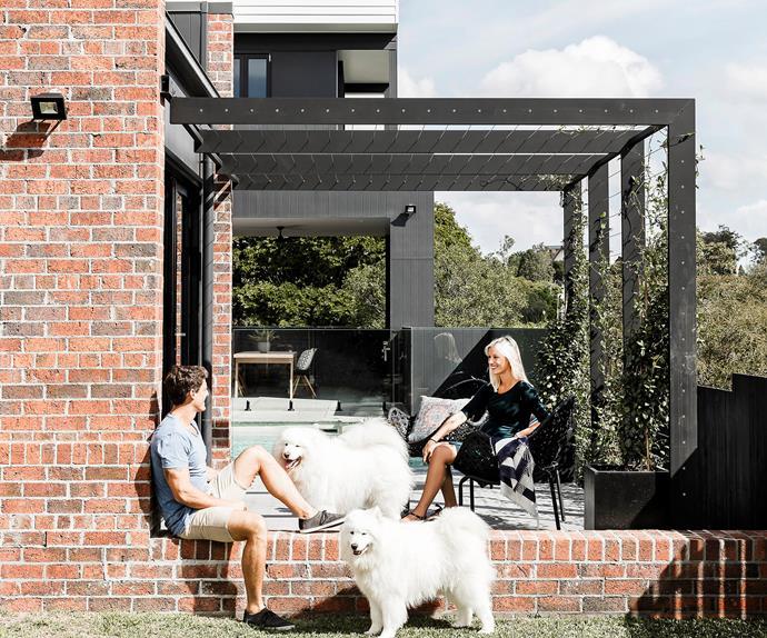 contemporary new build Brisbane