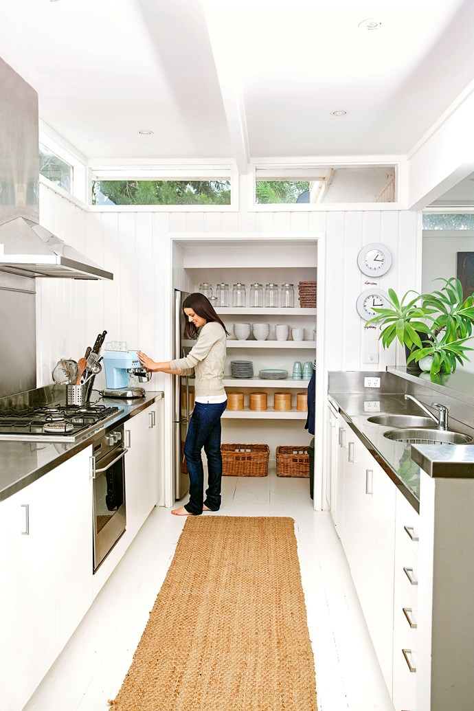 """The pantry can easily get out of hand, [get expert tips for keeping it organised and ordered](http://www.homestolove.com.au/perfect-pantries-3211