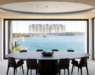 harbourside home