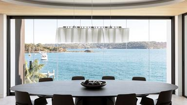 Prime position: A sophisticated Sydney harbourside home