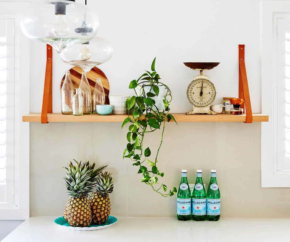 """[Learn how to be cleaner and greener with these 8 simple steps >](http://www.homestolove.com.au/8-easy-ways-to-be-greener-at-home-4931 target=""""_blank"""")"""
