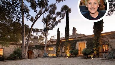 Ellen DeGeneres is selling her Santa Barbara estate for $45M