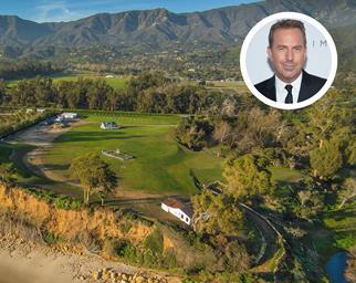 Kevin Costner Montecito