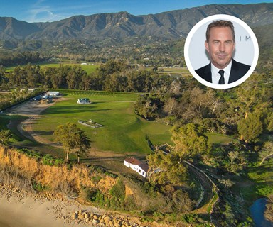 Kevin Costner wants $60 million for his Californian coastal estate