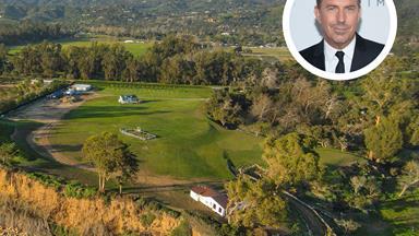 Kevin Costner wants $60 million for his Californian coastal estate