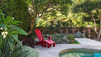 The ultimate entertainers garden