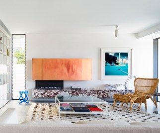 modernist style home