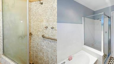 Before & after: Small bathroom makeover