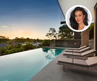 megan gale home