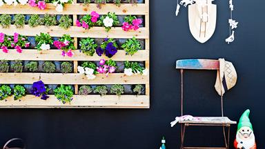 How to make your own vertical garden