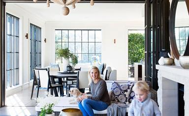 Contemporary classic: how to create a home for now & forever