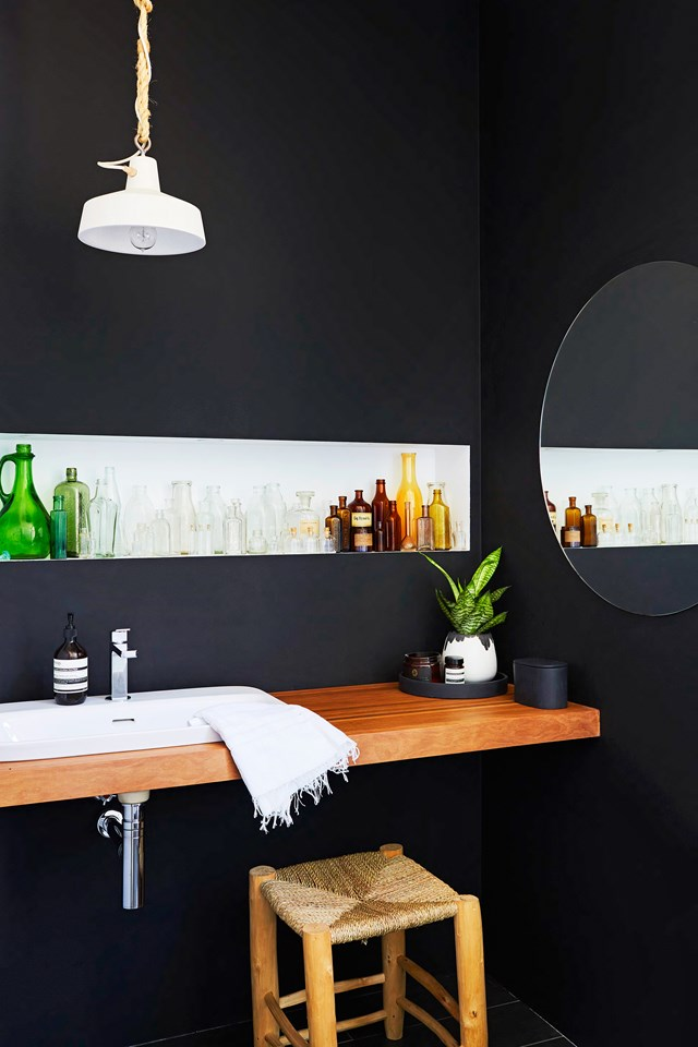 """How long can you expect a bathroom renovation to take? Follow our [bathroom renovation timeline](https://www.homestolove.com.au/bathroom-renovation-timeline-the-essential-tradie-checklist-7028 target=""""_blank"""") as a guide."""