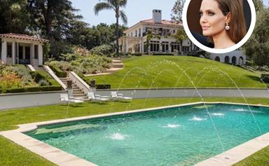 Angelina Jolie buys historic $32M estate in LA