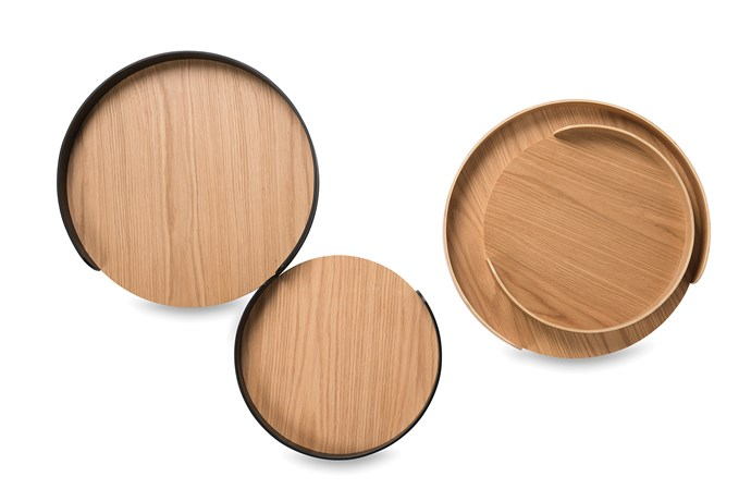 Segment tray, small $79.90, large $109.