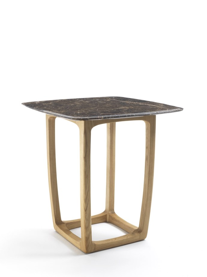 A new addition to the 'Bungalow' family of stools, tables and dining chairs by Jamie Durie for timber furniture specialists, Riva 1920.