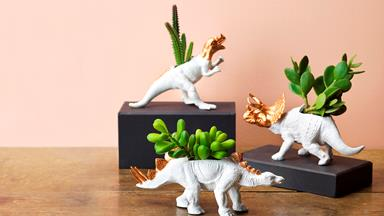 4 fun DIY animal décor projects