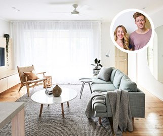 Bicker Design living room