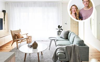 Case study: small living room renovation