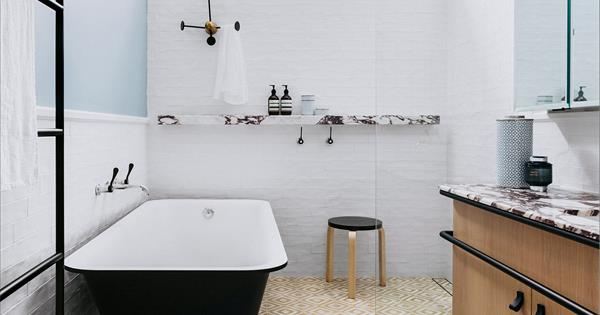 Bold Bathroom Design By Arent Amp Pyke Homes To Love