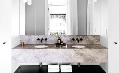 8 luxe bathroom designs to inspire