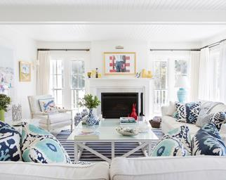 hamptons interiors