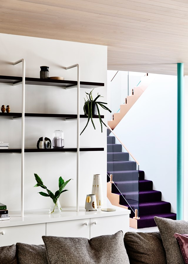 """**80S INSPIRED**<p> <P>Like fashion and hairstyles, the 1980s saw home decorators go a little OTT. Despite this, elements of this era are still influencing many modern day homes. From bright colours to terracotta tiles, here are some the [interior décor trends popular in the 80s](https://www.homestolove.com.au/1980s-home-decor-trends-6376