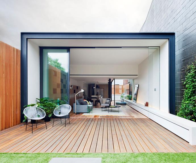 winter-proof timber exterior
