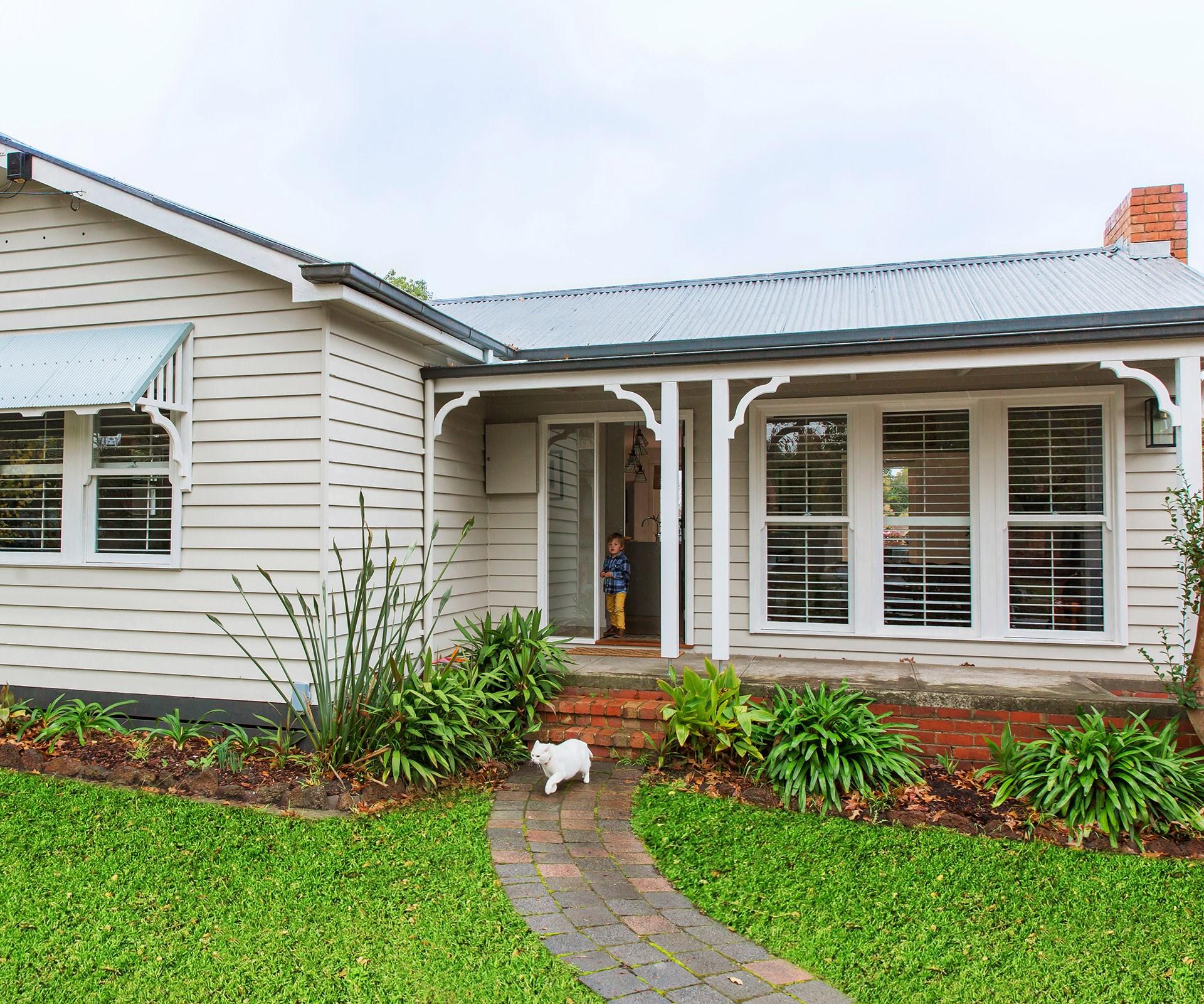 weatherboard house renovation melbourne