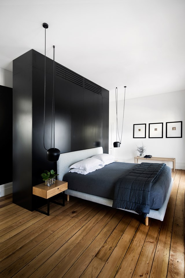 "Your bedroom should be a cosy haven for rest and relaxation. Here are some [top tips](http://www.homestolove.com.au/6-dreamy-bedroom-ideas-5178|target=""_blank"") to help make yours a peaceful place."