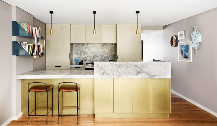 "Interior design: [Brett Mickan](http://bmid.com.au/|target=""_blank""|rel=""nofollow"") | Photography: Thomas Dalhoff"