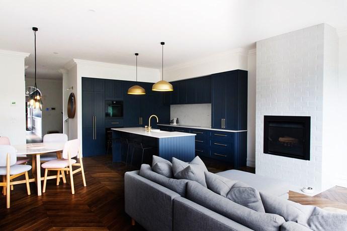 "Interior design: [Sarah Healy Design](http://sarahhealy.com.au/|target=""_blank""|rel=""nofollow"") | Photography: Anna Rees"