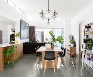 villa style home