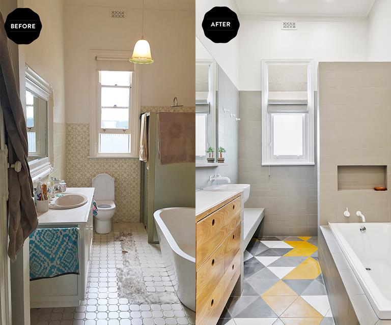 10 Before & After Home Renovations To Inspire | Homes To Love