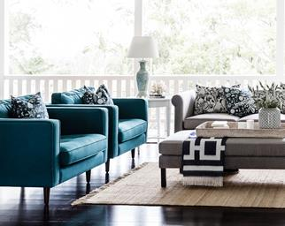 how to choose the rug for you outdoor room