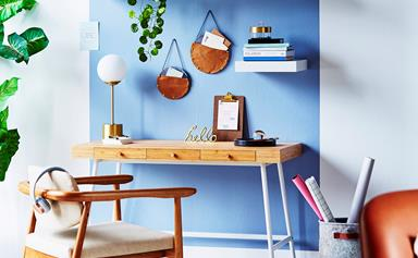 How to create a calming workspace