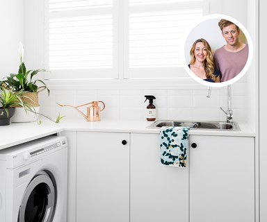 Case study: renovating a small laundry