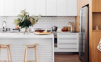 timber kitchen