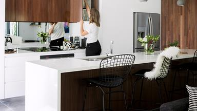 A modern Scandinavian kitchen renovation