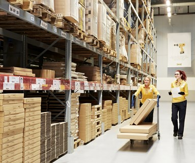 IKEA adds a new dimension to their online shopping service