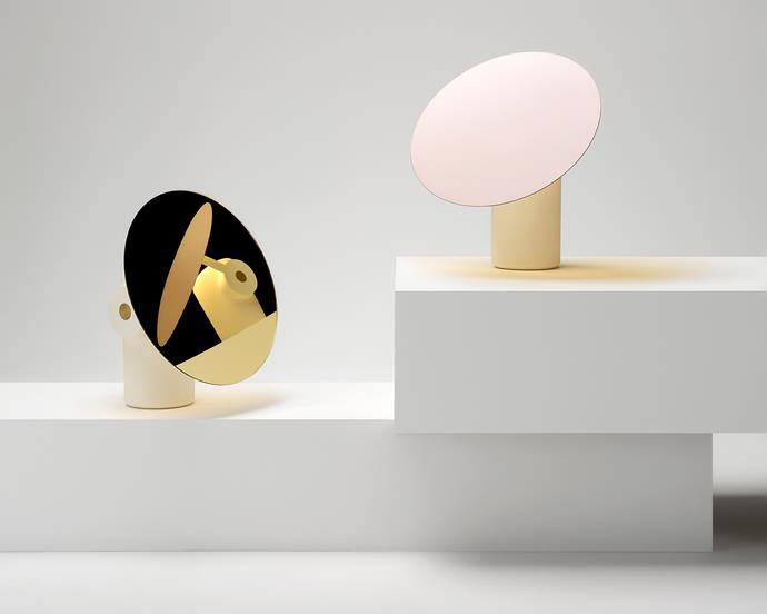 "**Ross Gardam** Yes! Style and sustainability can coexist! Case in point, the Polar wall- and desk-lamp designs by [Ross Gardam](https://rossgardam.com.au/|target=""_blank"") are designed and made in Melbourne from ceramic materials that contain no oxides or toxins."