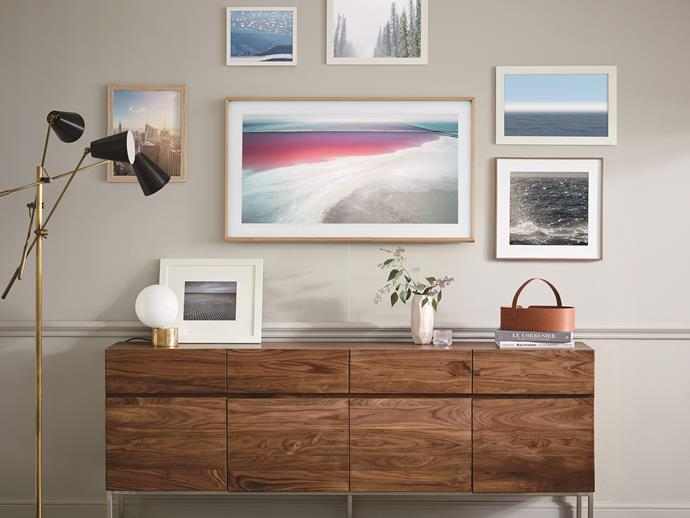 "Is it a piece of art or is it a TV? [Samsung's The Frame](http://www.samsung.com/au/tv-av/the-frame/index.html|target=""_blank""