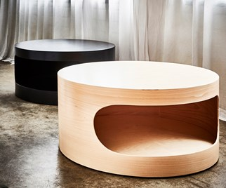 Settanta coffee table Plyroom