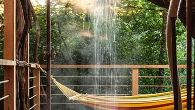 7 breathtaking treehouse hotels