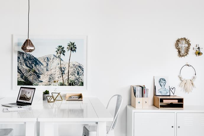 """""""As no two whites are the same, and with so many stunning choices available, it can be hard to know where to start when choosing one for your home,"""" says Andrea Lucena-Orr, Dulux's Colour Expert."""