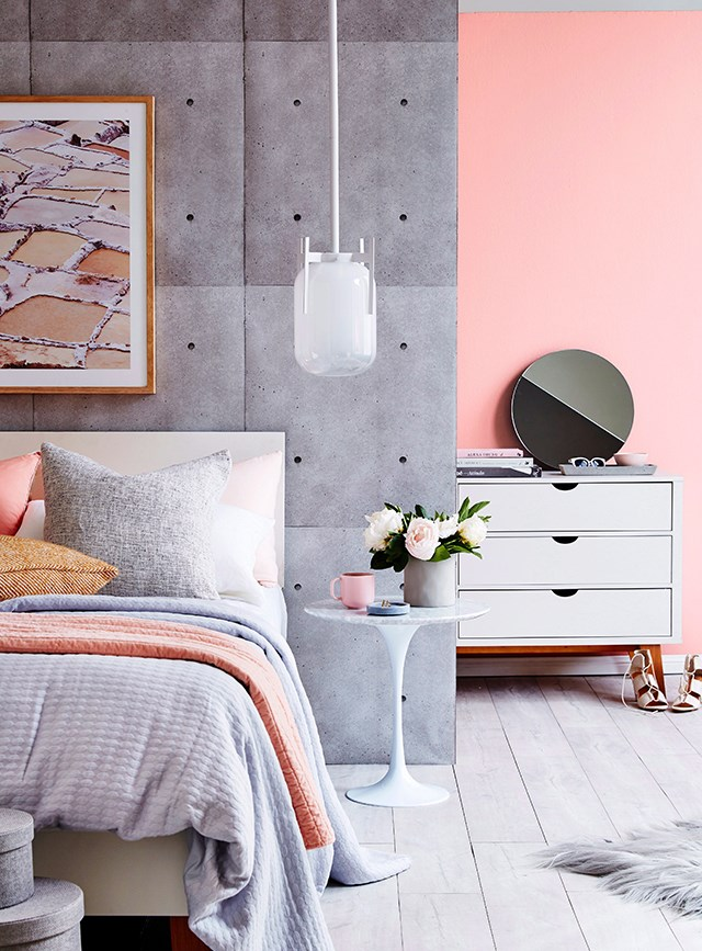 Colour can transform a room's energy and give it character. Photography: Andrew Finlayson / bauersyndication.com.au