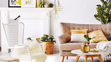 7 home updates to boost your mood