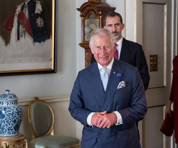 Prince Charles Clarence House