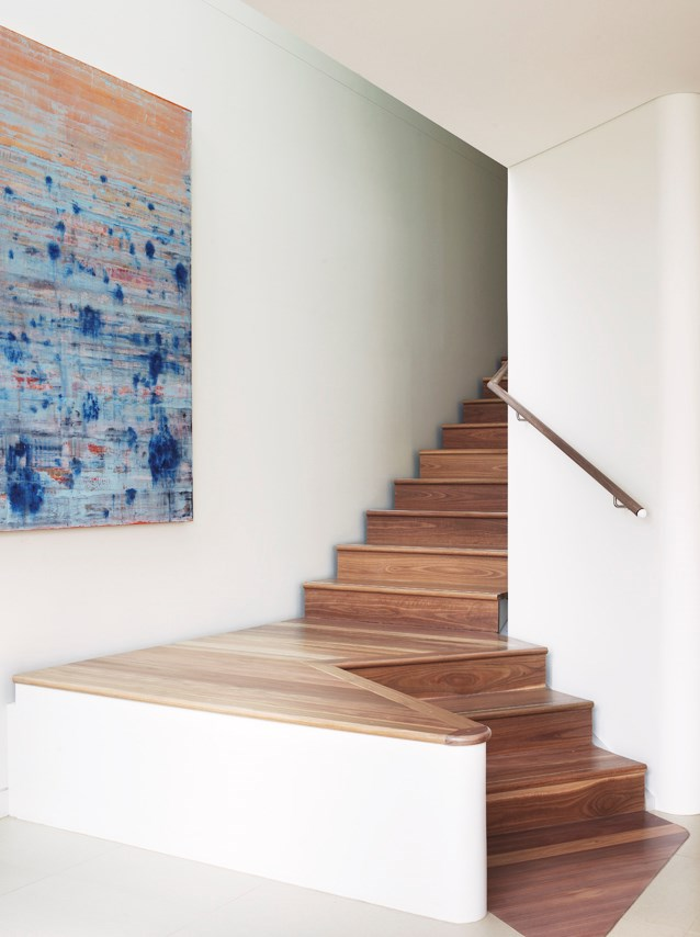 Sydney home by Popov Bass and Thomas Hamel & Associates. Photograph by Anson Smart. From *Belle* October/November 2012.