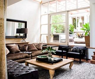 luxe interior decorating