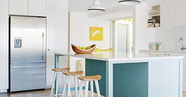 Coastal Style Kitchen Design Inspiration | Homes To Love